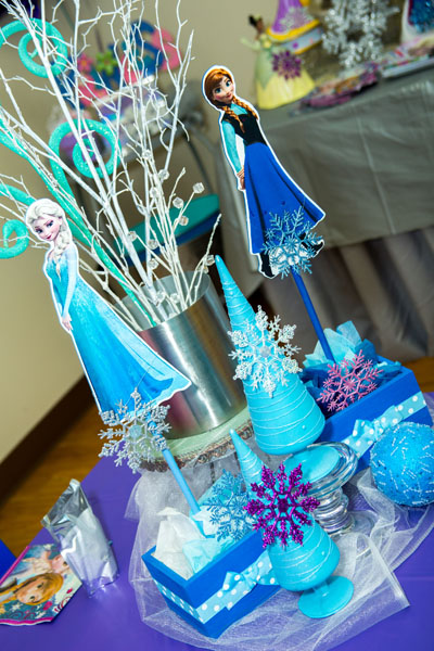 Disney Frozen Theme Party